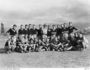 Thumb blackburn a s    1941 10  football match sa tas members of 2 3 machine gun battalion