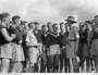 Thumb blackburn a s    1941 10  football match sa tas members of 2 3 machine gun battalion 2