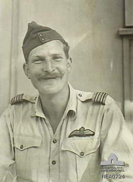 Profile pic flight lieutenant wighton of 84 squadron raaf jul 1945 awm nea0724