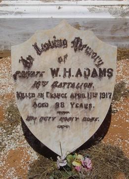 Profile pic adams  w.h