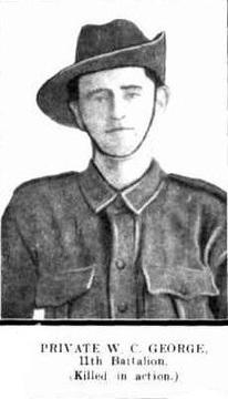 Profile pic george  william charles 1944