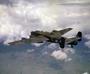 Thumb halifax ii 35 sqn raf in flight c1942