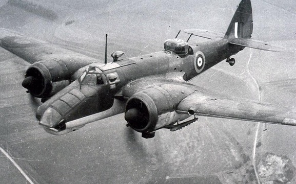 Normal bristol blenheim v 1