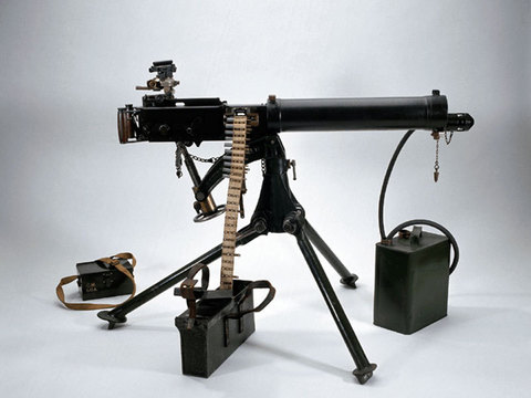 Normal vickers machine gun  1  1