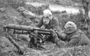 Thumb vickers machine gun crew with gas masks 1