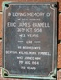 Thumb pannell  eric james  memorial plaque  mt thompson use this one