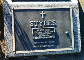Profile pic 2017 7 10     5062 ernest john styles   headstone