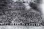 Thumb hall walter george rodwell  sx4503   photo tarakan island  16 july 1945. members of 57 battery  2 7 field regiment  raa.