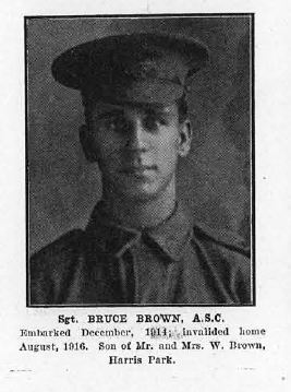 Profile pic brown  howard bruce 169