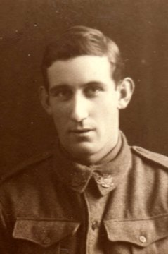 Profile pic walter  cropped from scottish girlfriend  wwi