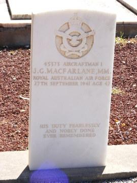 Profile pic macfarlane  j g