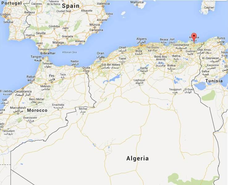RSL Virtual War Memorial Bone War Cemetery Annaba Algeria