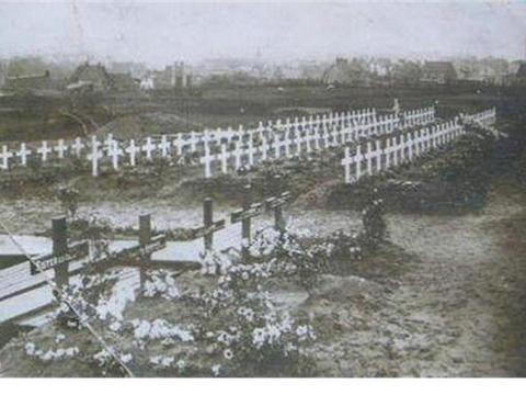 Normal wimereaux communal cemetery