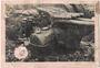 Thumb captured jap heavy artillery gun