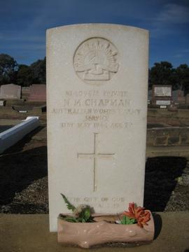 Profile pic chapman nita maud   mudgee general cemetery   1