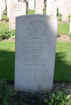 Profile pic headstone