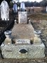 Thumb fenner   thomas richards   uncle and grandparents grave   full length