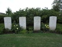Thumb vlamertinghe cemetery    4  4 wwii headstones