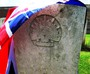 Thumb whitfield 2811 sgt francis craymore  d 20 8 1916  puchevillers vritish cemetery  plot ii  row e  grave 62 with flag   closeup