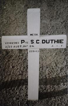 Profile pic duthie