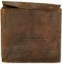 Thumb bean cpt war correspondent charles edwin wodrow   1914 1919 war satchel  rel39654