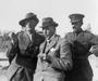 Thumb bean cpt war correspondent charles edwin wodrow   15 9 1918 france  e03292
