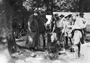 Thumb bean cpt war correspondent charles edwin wodrow   30 7 1916 vadencourt wood france  e00794
