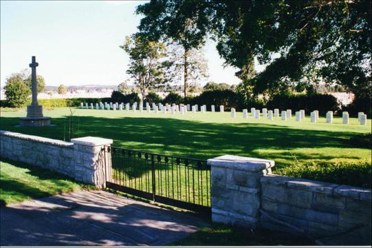 Normal sandgate cemetery   sandgate   newcastle nsw   war cemetery pic  by royal marines