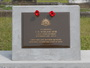 Thumb borlase sgt 171 thomas harvey   now war grave plaque   sandgate genl cem