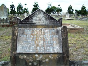 Profile pic chalmers 4446 lnc cpl john   headstone