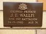 Thumb 11. plaque   jack e wallis