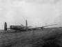 Thumb lancaster crash landing