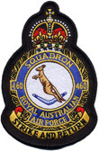 Big thumb 460 sqn badge small