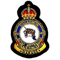 Big thumb a131 450 squadron crest