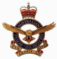 Big thumb raaf badge