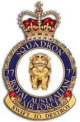 Big thumb raaf 77sqn