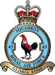 Big thumb 43 squadron raf 1