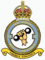Big thumb 150px 21 squadron raf crest
